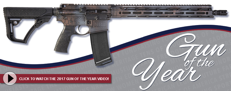 2017 Gun of the Year